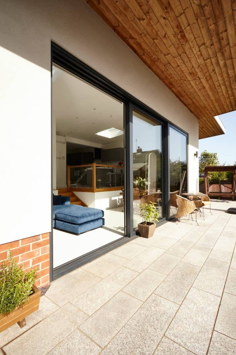 garden crescent, wickersley rotherham bungalow modernisation and extension 15