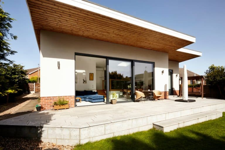 garden crescent, wickersley rotherham bungalow modernisation and extension 17