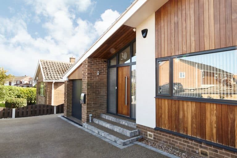 garden crescent, wickersley rotherham bungalow modernisation and extension 2