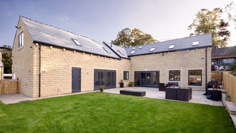 bothy cottage, wortley detached new build dwelling