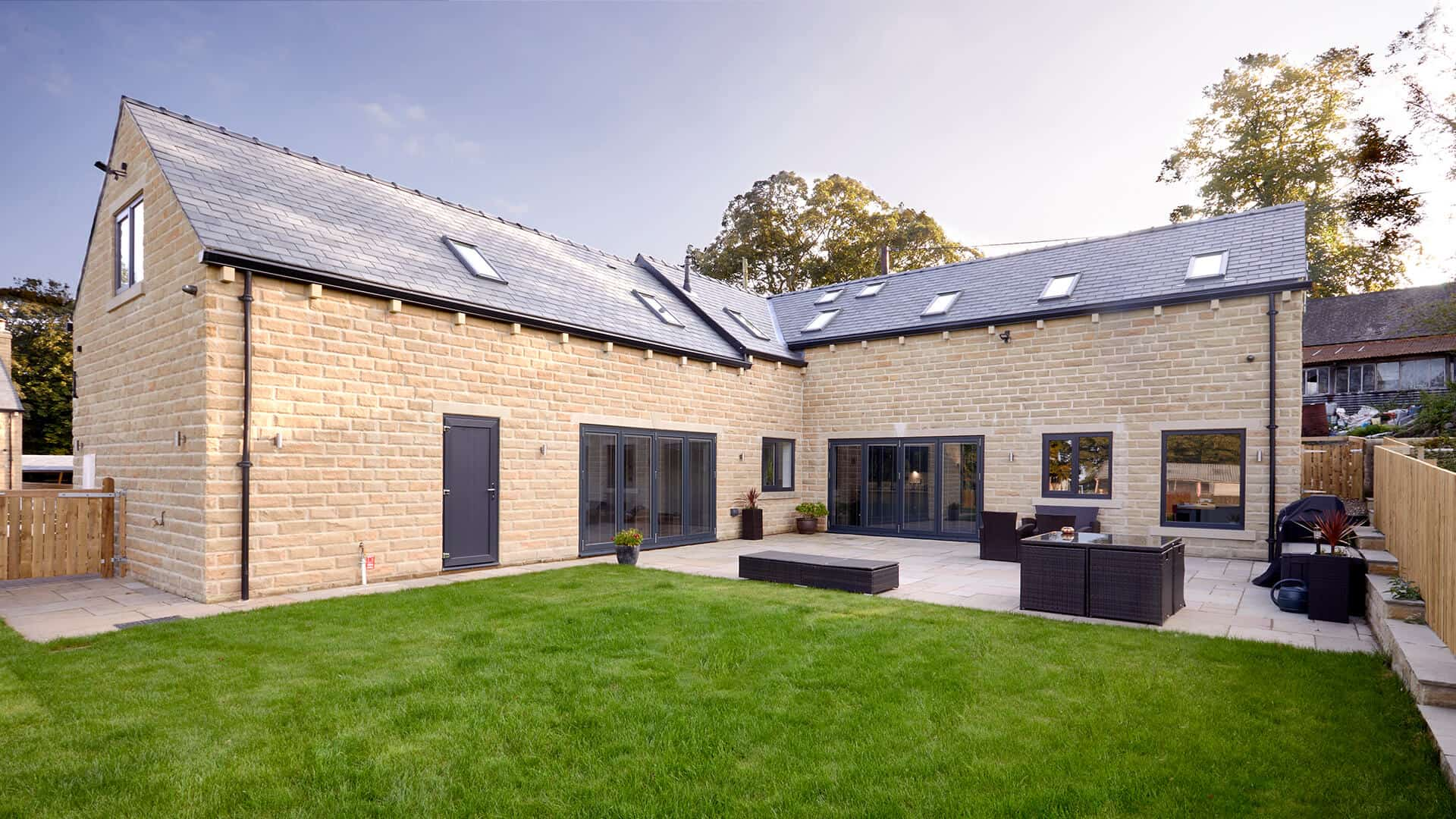 garden crescent wickersley house extension and bungalow modernisation