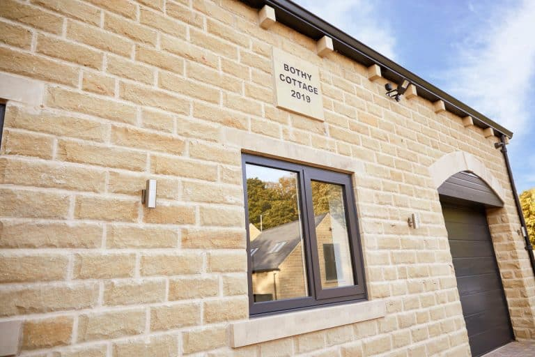 bothy cottage, wortley detached new dwelling 12